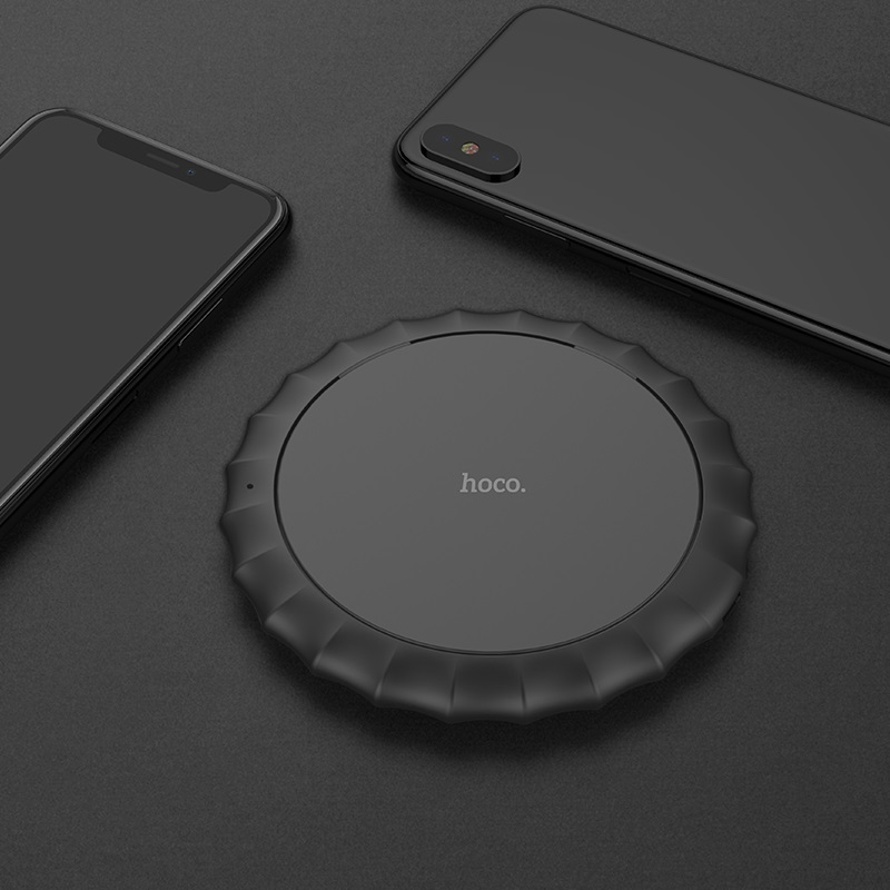 hoco cw13 sensible wireless charger overview