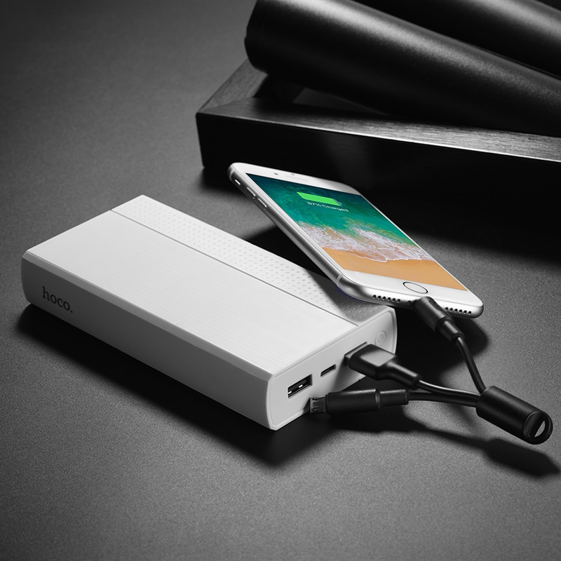 hoco j33a cool freedom mobile power bank 20000mAh charge