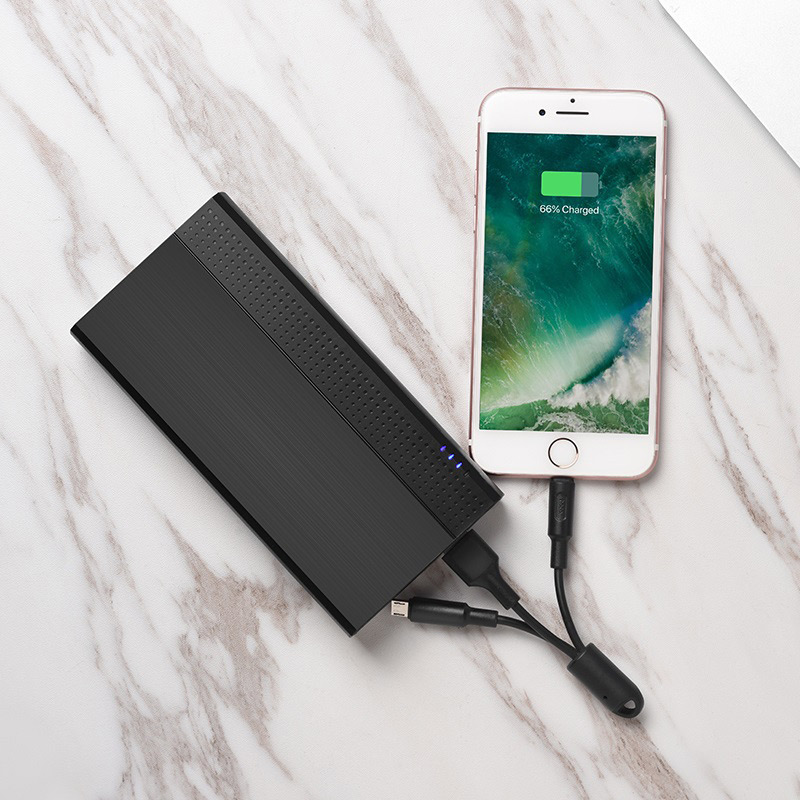hoco j33a cool freedom mobile power bank 20000mAh charging