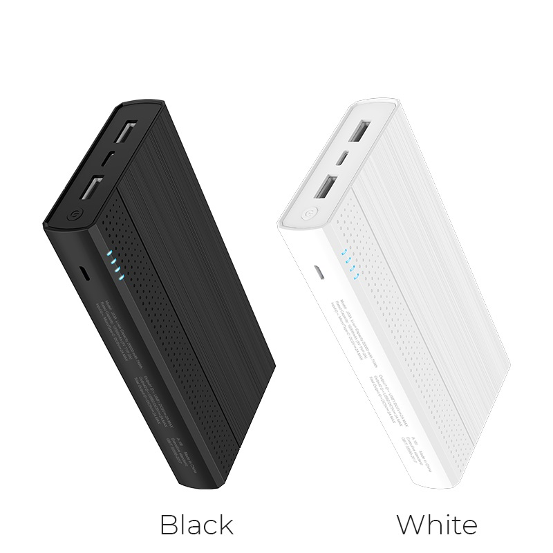 hoco j33a cool freedom mobile power bank 20000mAh colors