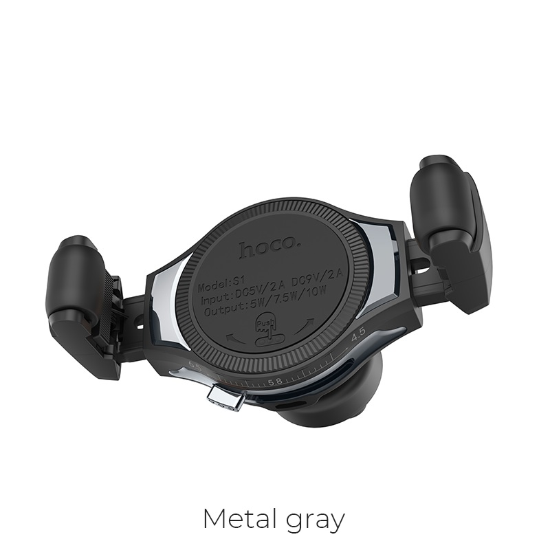 s1 серый металлик