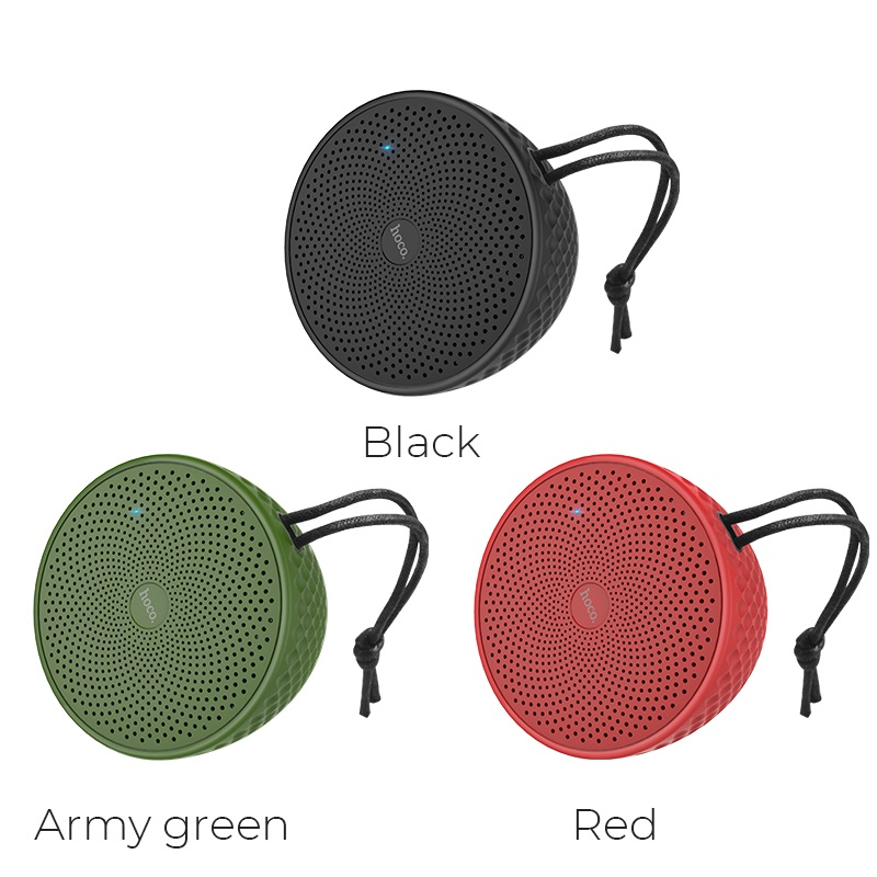 hoco speaker bs21 atom bluetooth colors