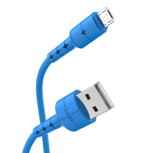 hoco x30 star кабель для зарядки микро usb гибкий