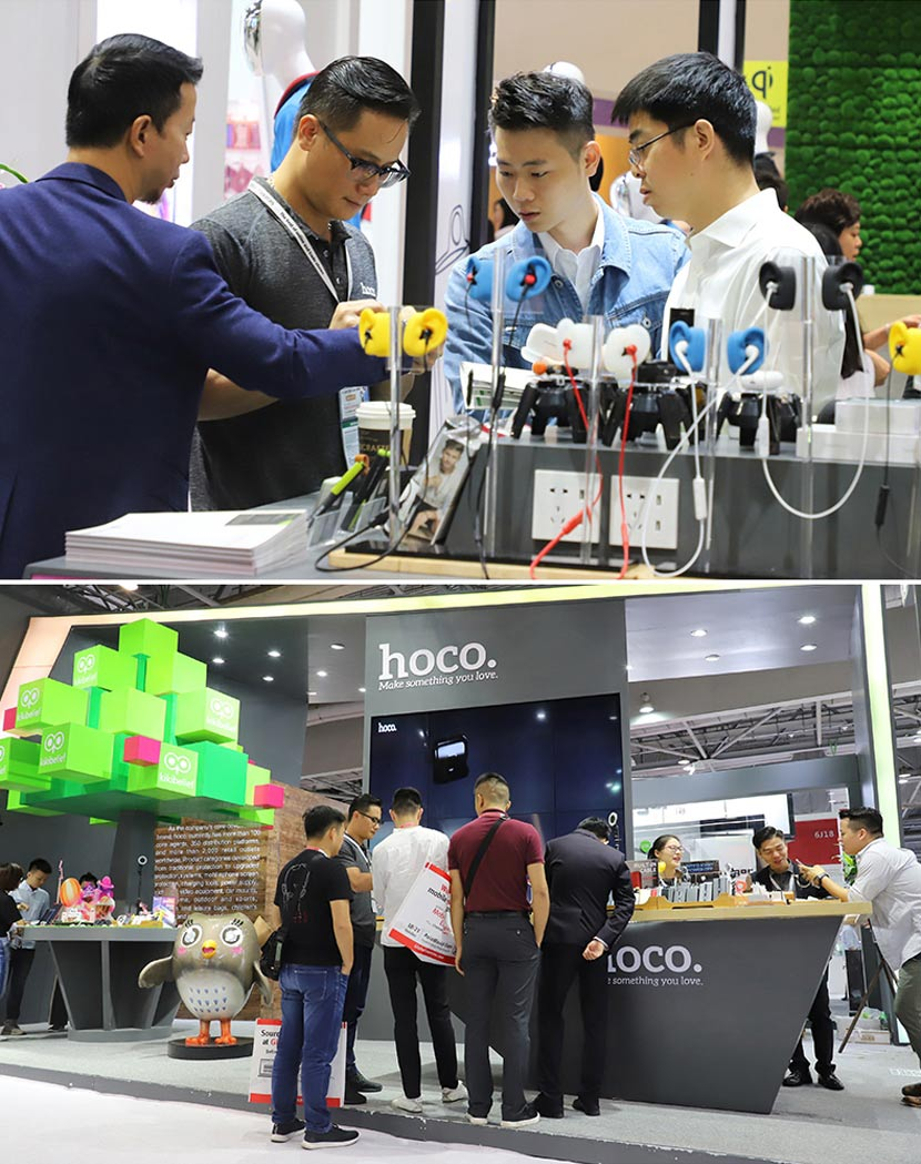 2018 hk global sources autumn mobile electronics show 15