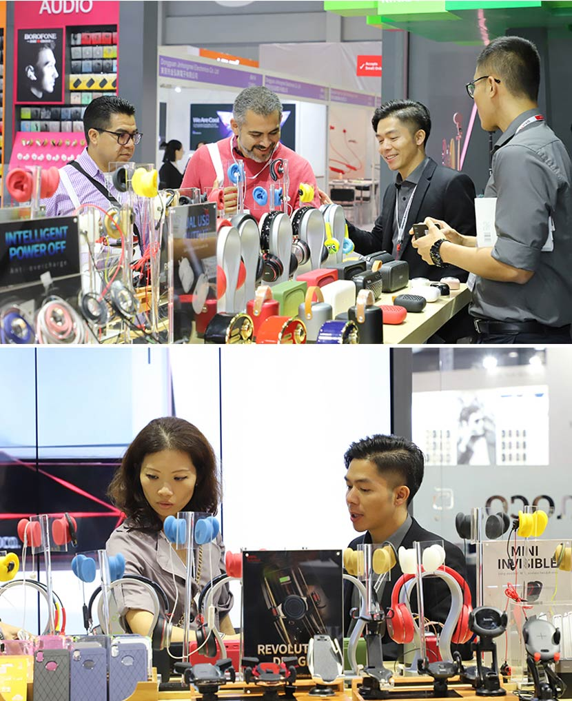 2018 hk global sources autumn mobile electronics show 16