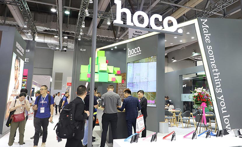 2018 hk global sources autumn mobile electronics show 17