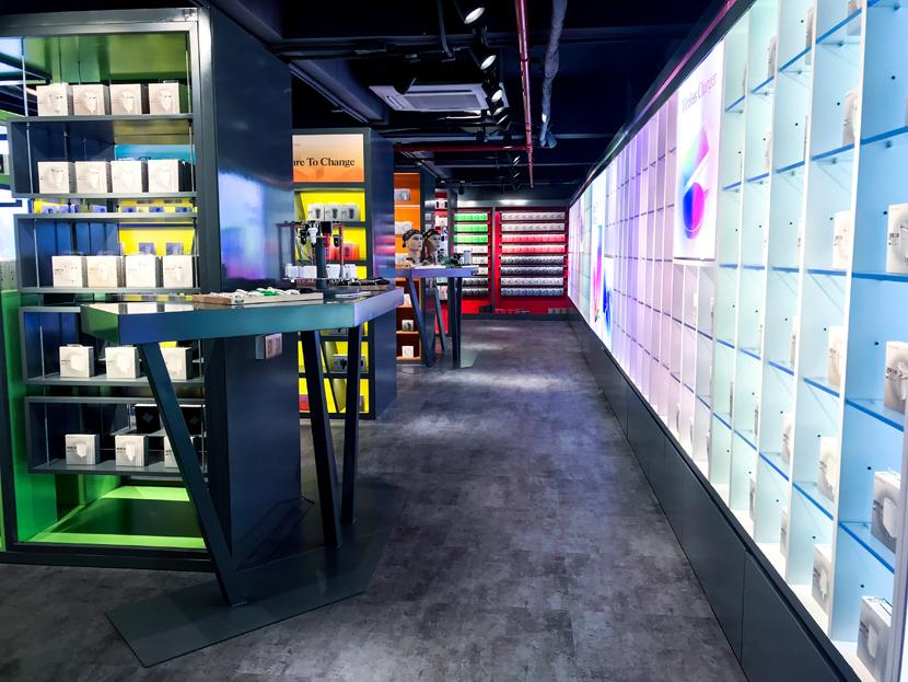 borofone guangzhou flagship store grand opening 13