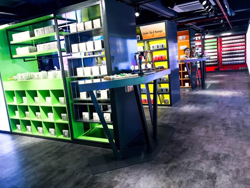 borofone guangzhou flagship store grand opening 14