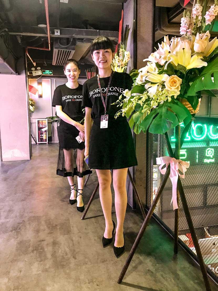 borofone guangzhou flagship store grand opening 4