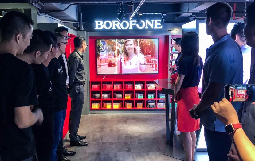 borofone guangzhou flagship store grand opening 7