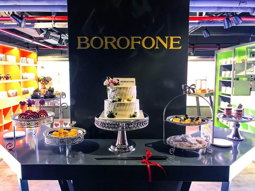 borofone guangzhou flagship store grand opening 8