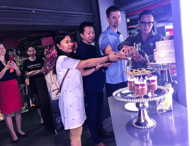 borofone guangzhou flagship store grand opening 9