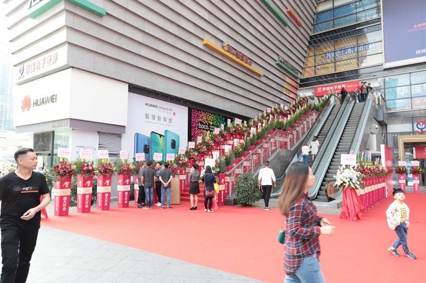 hoco borofone shenzhen flagship store opening 02