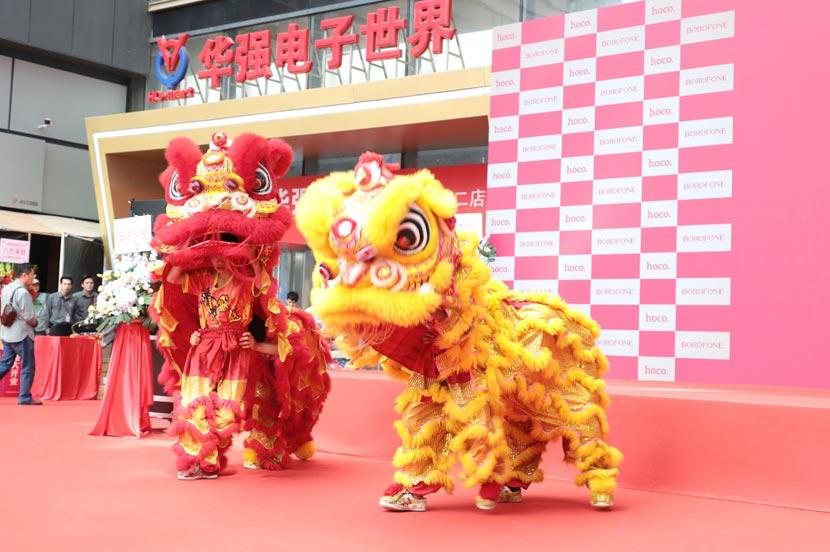 hoco borofone shenzhen flagship store opening 23