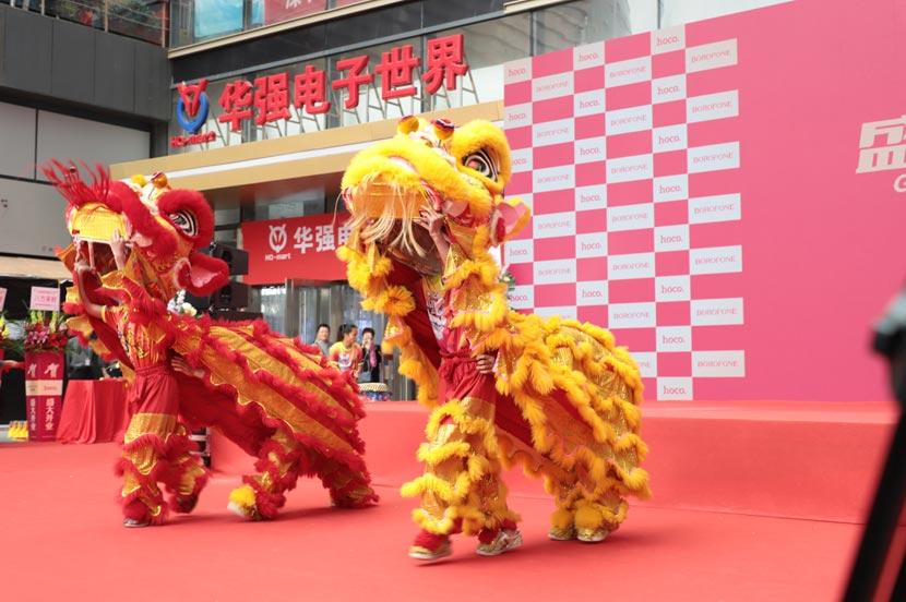hoco borofone shenzhen flagship store opening 24