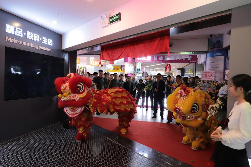 hoco borofone shenzhen flagship store opening 30