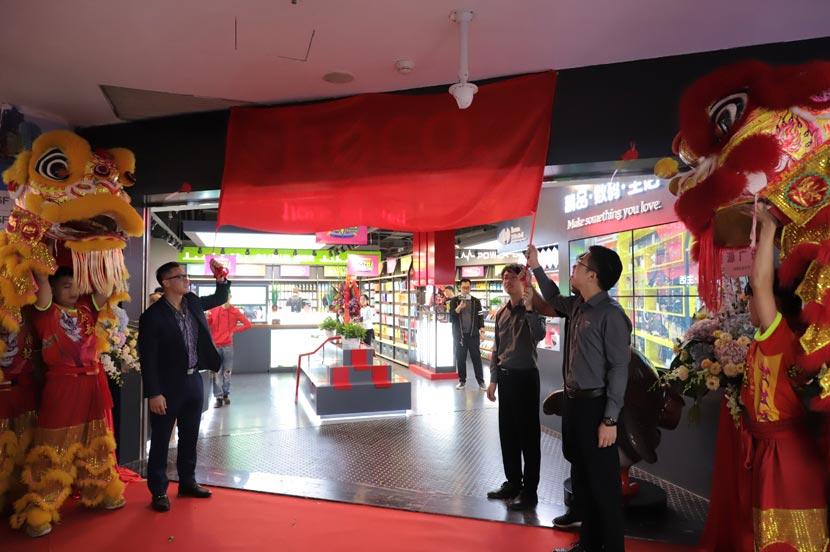 hoco borofone shenzhen flagship store opening 31