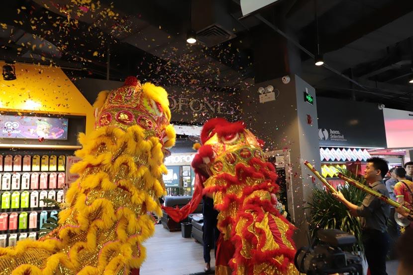 hoco borofone shenzhen flagship store opening 33