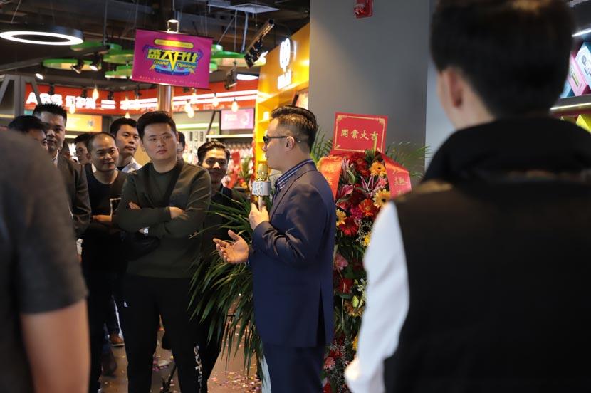 hoco borofone shenzhen flagship store opening 35