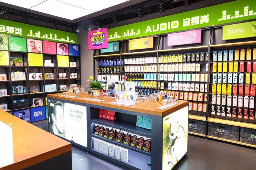 hoco borofone shenzhen flagship store opening 38