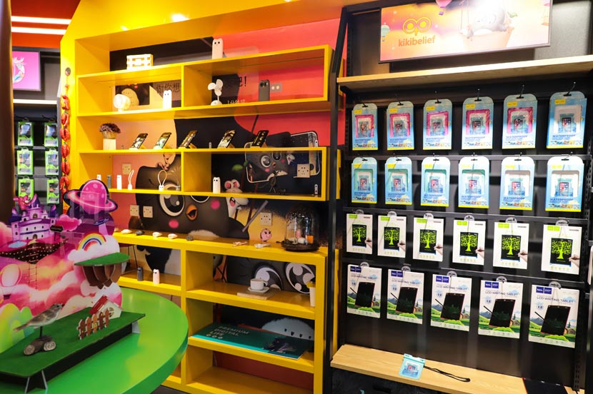 hoco borofone shenzhen flagship store opening 41