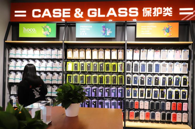 hoco borofone shenzhen flagship store opening 42