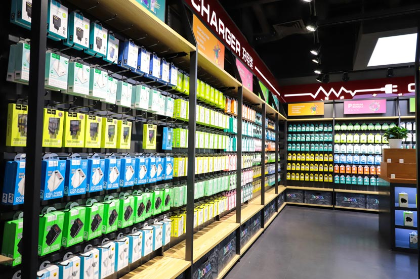 hoco borofone shenzhen flagship store opening 45