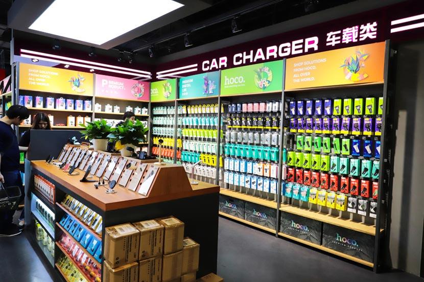 hoco borofone shenzhen flagship store opening 46
