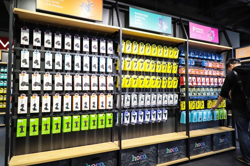 hoco borofone shenzhen flagship store opening 47