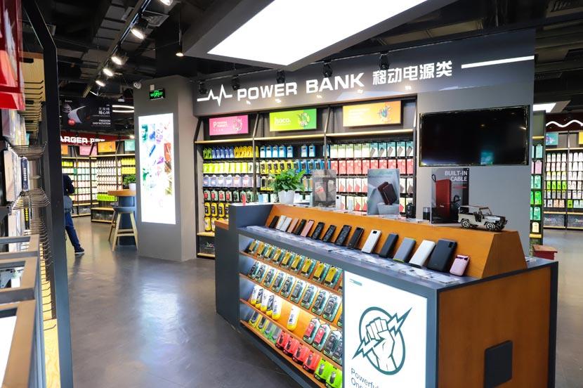 hoco borofone shenzhen flagship store opening 48