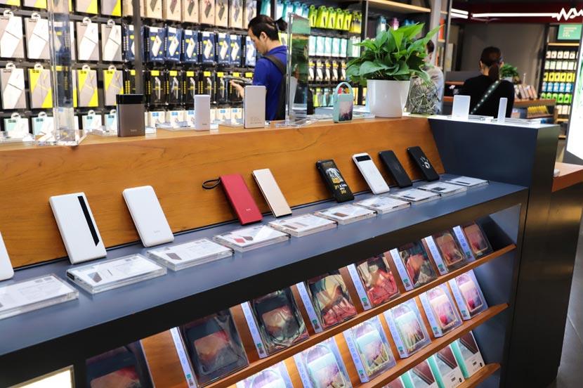 hoco borofone shenzhen flagship store opening 49