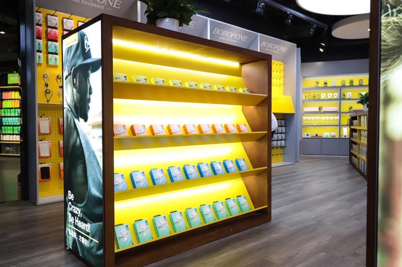 hoco borofone shenzhen flagship store opening 52