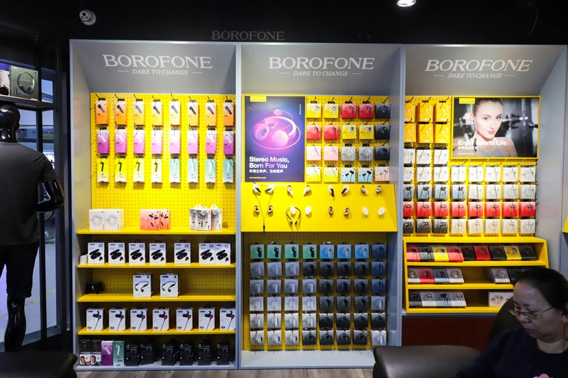hoco borofone shenzhen flagship store opening 54