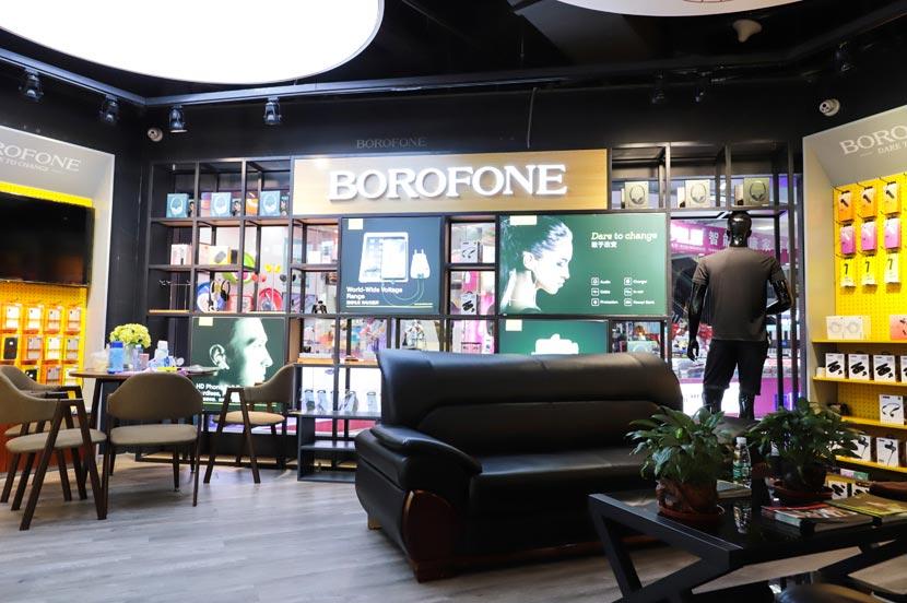 hoco borofone shenzhen flagship store opening 56