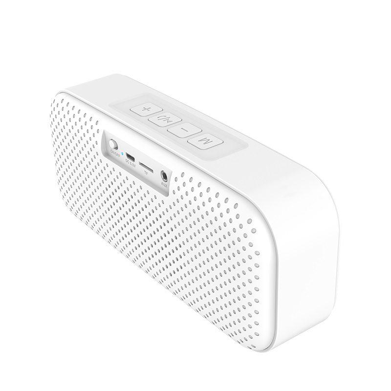 hoco bs23 elegant rhyme wireless speaker back