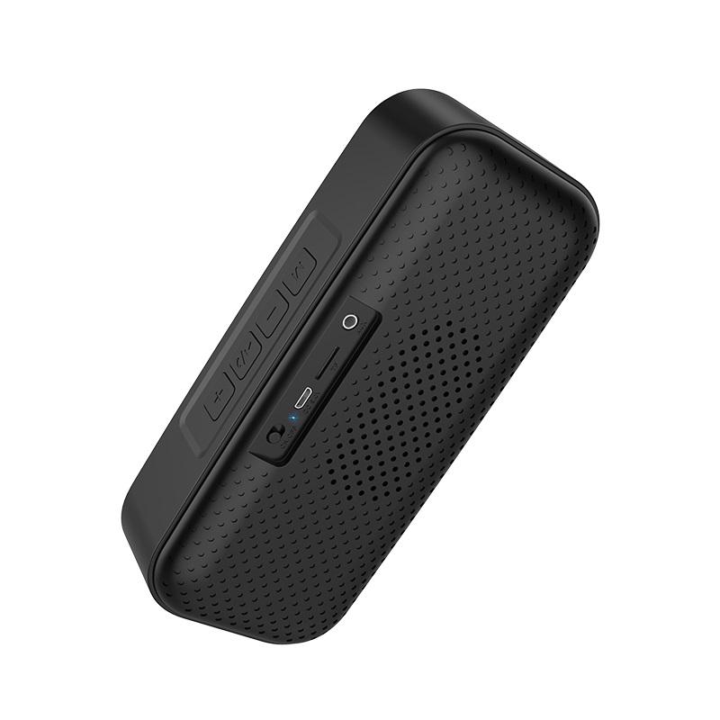hoco bs23 elegant rhyme wireless speaker buttons