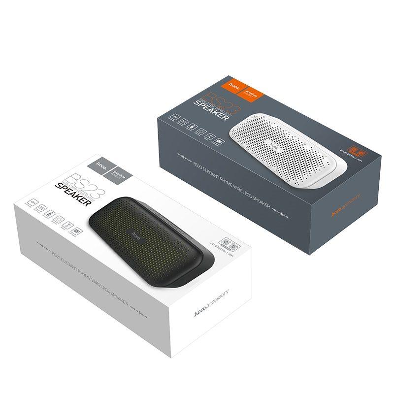 hoco bs23 elegant rhyme wireless speaker packages