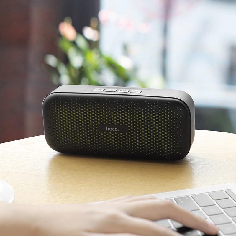 hoco bs23 elegant rhyme wireless speaker tabletop