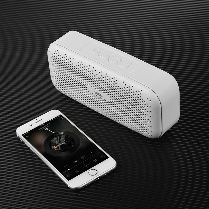 hoco bs23 elegant rhyme wireless speaker with phone