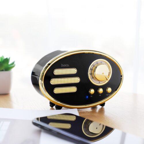 浩酷bs25 时光无线音箱桌面