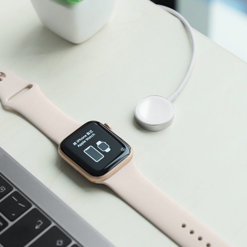 hoco cw16 iwatch wireless charger range