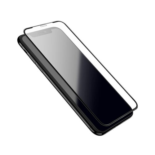 浩酷  g1 秒贴全屏丝印钢化玻璃膜 适用iphone x xs xr xs max 边缘