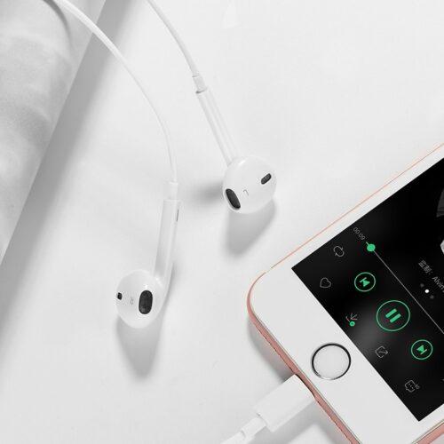 浩酷 l9 原系列 lightning 通话数字耳机iphone