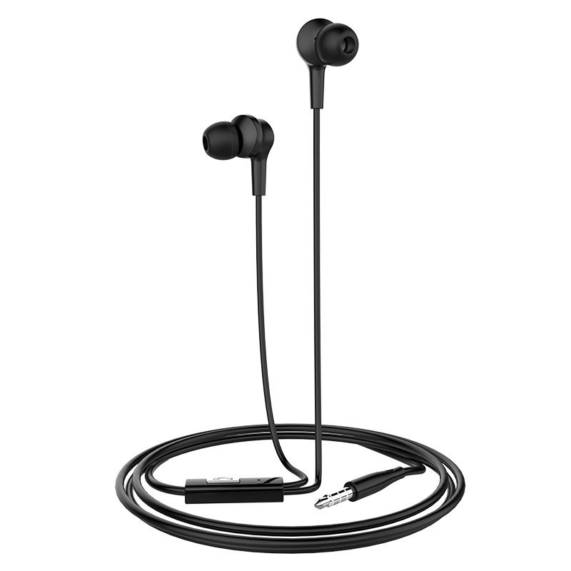 hoco m50 daintiness universal earphones with mic 3.5
