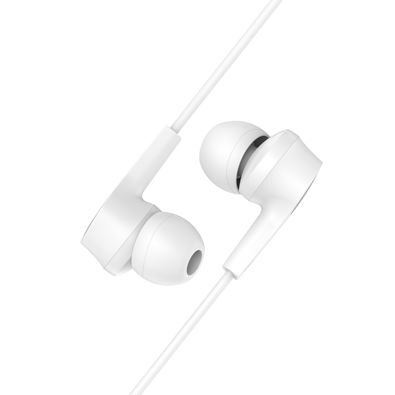 hoco m50 daintiness universal earphones with mic comfort