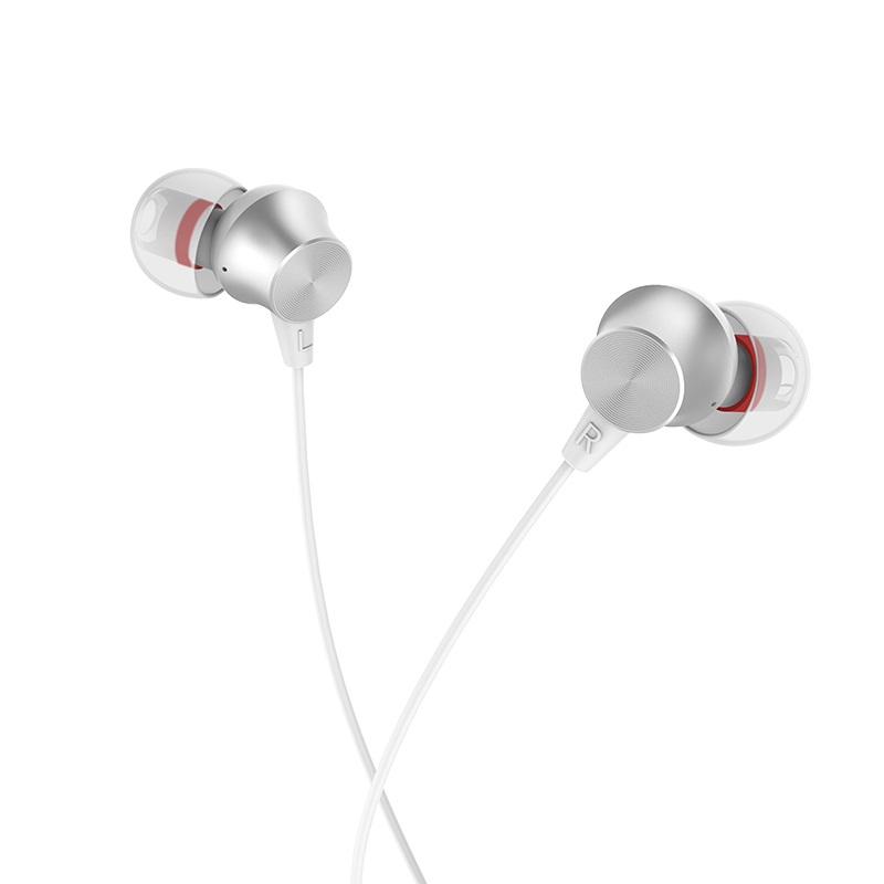 hoco m51 proper sound universal earphones with mic comfortable