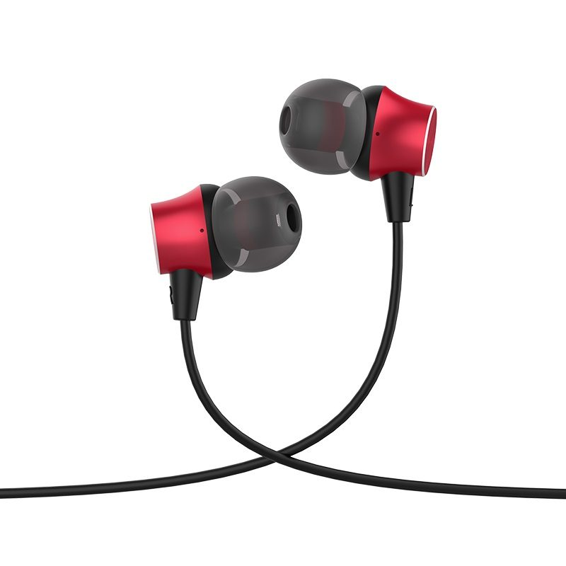 hoco m51 proper sound universal earphones with mic headset