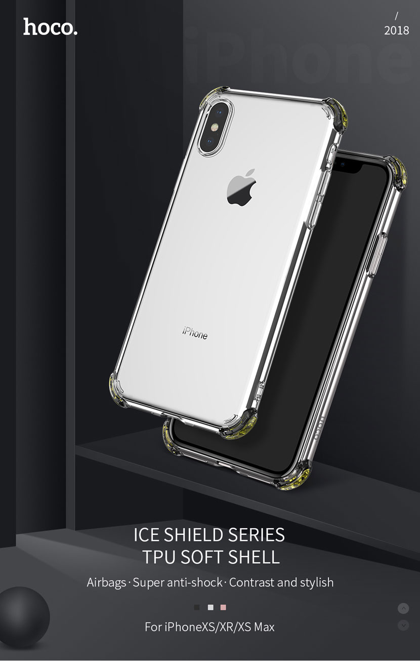 hoco protective case collection for new iphone 01