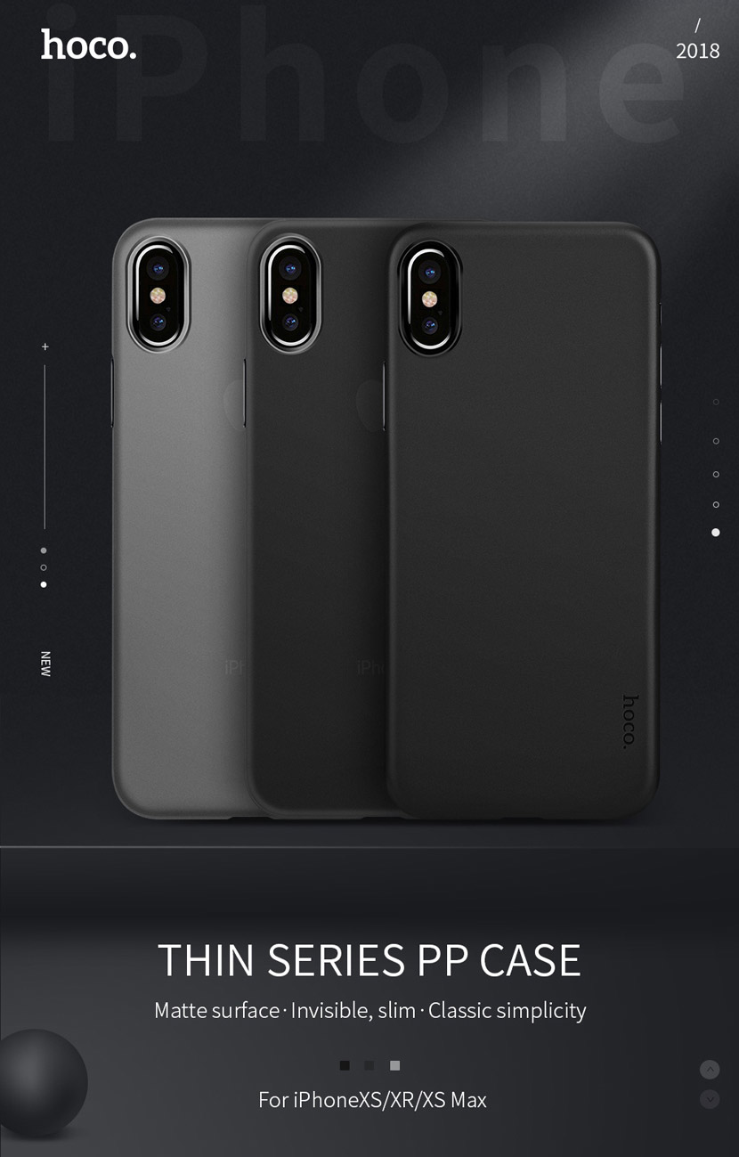 hoco protective case collection for new iphone 10