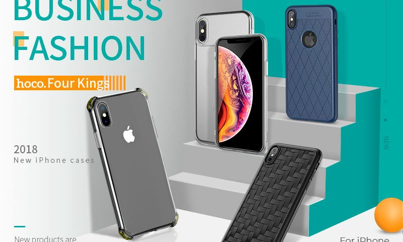hoco protective case collection for new iphone banner en